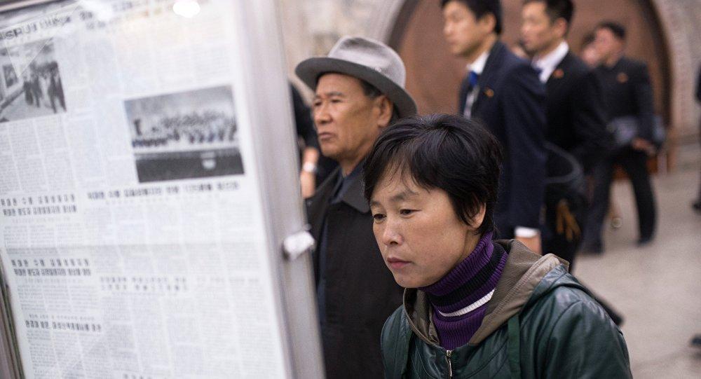媒體:朝鮮媒體大量刪除批評首爾的文章