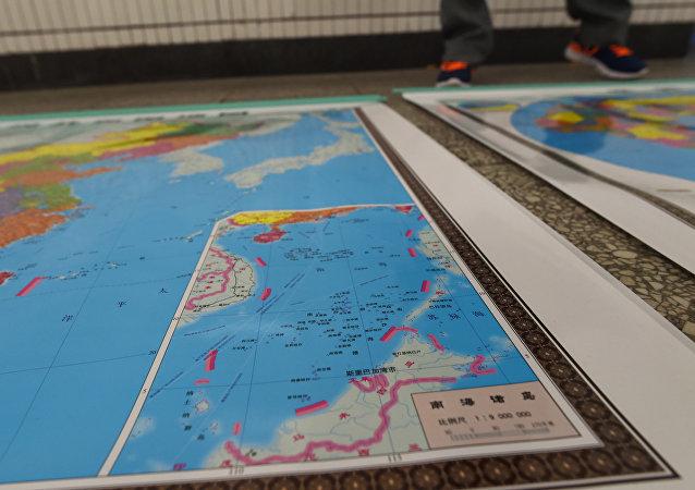 媒體:日本將向南海派出直升機航母