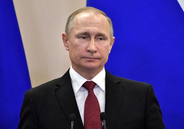 普京批准有關2017年聯合會杯及2018年世界杯期間觀賽人員免簽的法案
