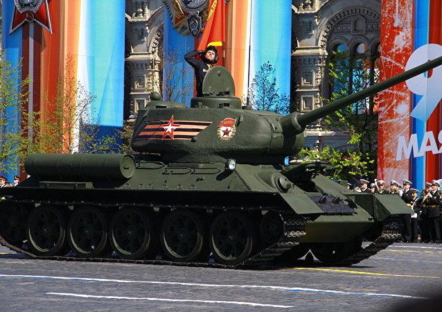 俄羅斯電影《T-34坦克》榮獲中國成龍國際動作電影周獎項