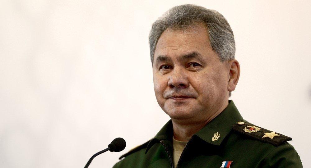 俄國防部長紹伊古在新年來臨之際向俄駐外軍事基地服役士兵致謝