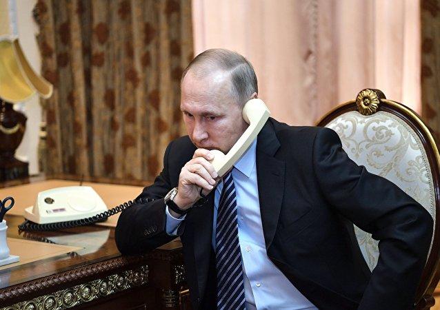 普京與特朗普認為當前問題的數量決定兩人有必要會面