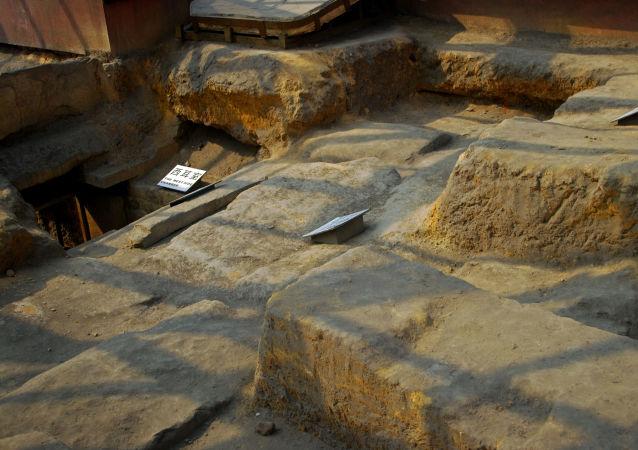 重慶發現一座約有1800年歷史的古陵墓