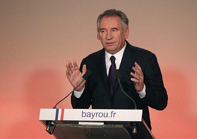 法國民主運動黨領袖貝魯