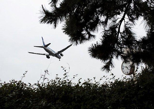 日本全日空航空公司擬開通至莫斯科和符拉迪沃斯托克的定期航班