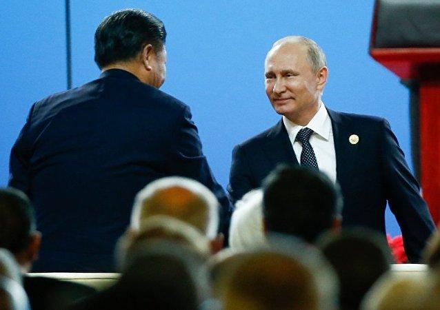 普京稱習近平訪俄將成為兩國雙邊議程的關鍵事件