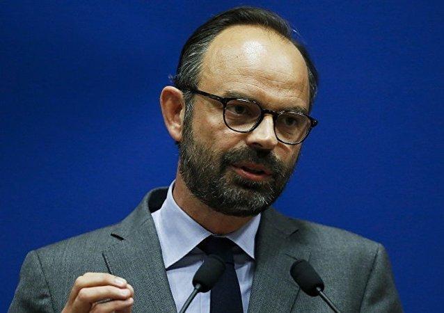 法國總理愛德華·菲利普
