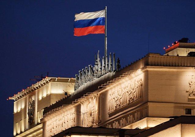 俄國防部否認對敘居民點實施打擊的消息