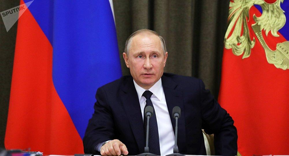 普京解釋為甚麼俄羅斯要重新裝備部隊