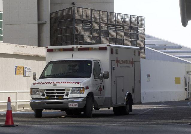 墨西哥急救車(資料圖片)