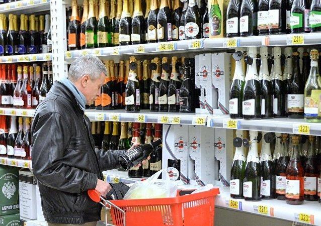 俄羅斯麻醉學專家:喝酒的損失比酒類銷售收入高出三倍