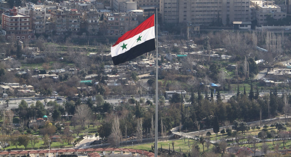 大馬士革軍方檢查站發生爆炸 有傷者