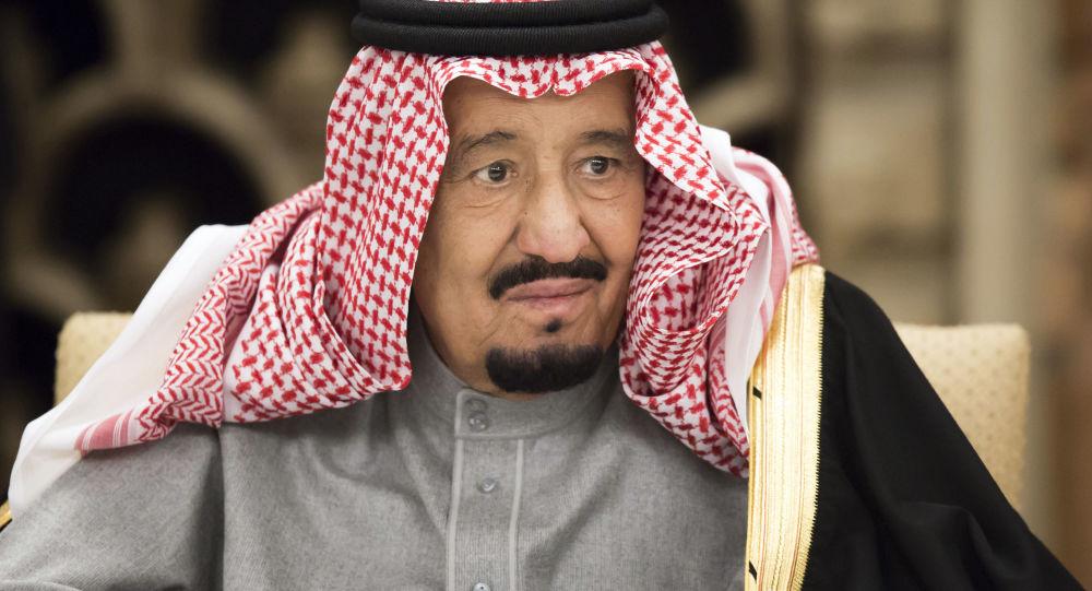 沙特國王薩勒曼·本·阿卜杜勒·阿齊茲·阿勒沙特