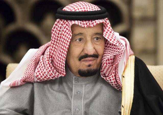 沙特國王薩勒曼