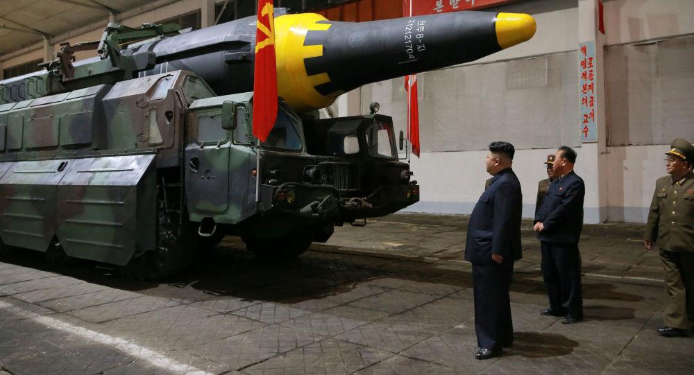 中情局前局長:美國應承認朝鮮核大國地位