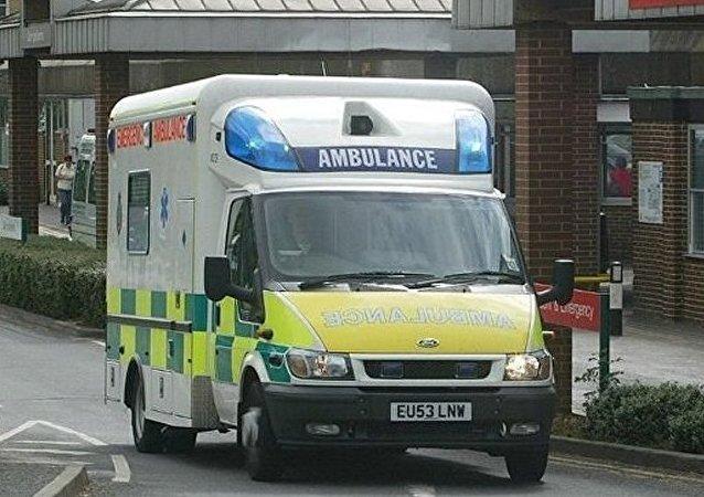 英國救護車