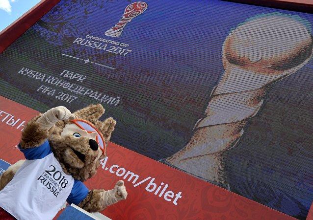莫斯科政府準備好接待約100萬世界杯球迷