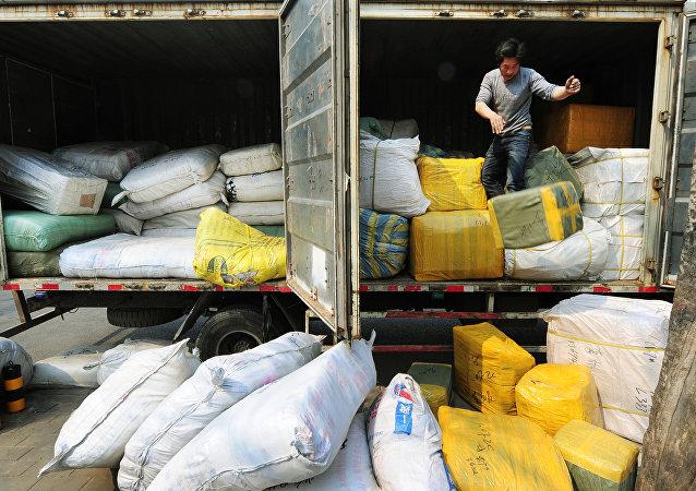 從中國入俄包裹量3月創歷史新高