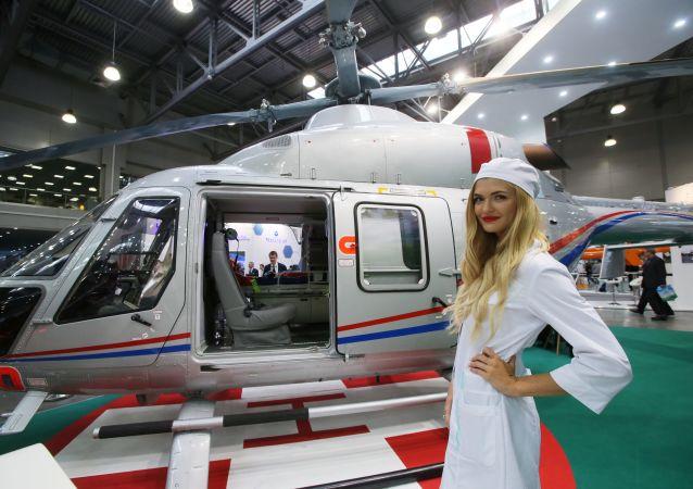 俄羅斯輕型多目標直升機安薩特(Ansat)