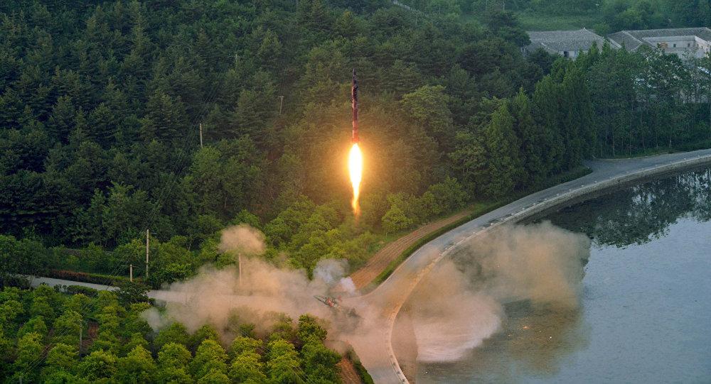 專家:美國政府專注於對話使朝鮮發射導彈免受懲罰
