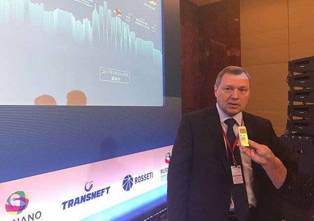 俄羅斯電網公司總經理布達爾金