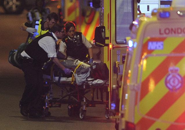 倫敦恐怖襲擊