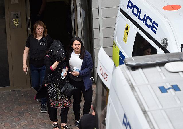 警方:倫敦恐怖襲擊12名嫌疑人被捕