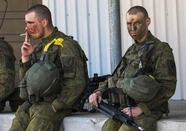 警方:4名德國士兵在立陶宛鬥毆中受傷