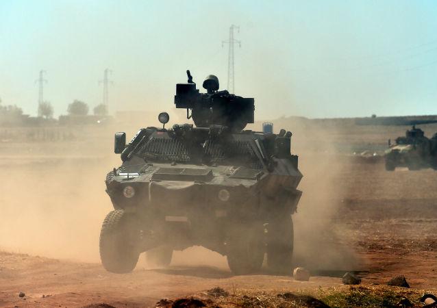 拉夫羅夫:聯軍在敘對試圖阻止恐怖分子的力量進行打擊