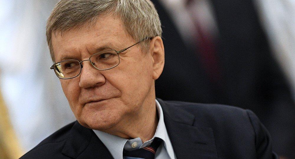 俄上半年反腐案件減少14% 俄總檢察長不滿