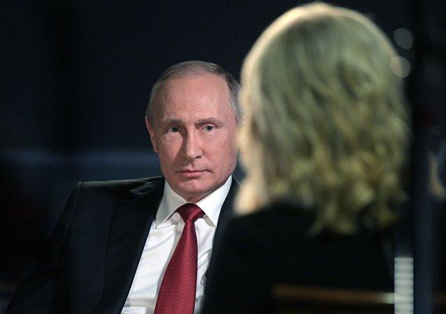 普京:美國乾著骯臟的工作卻指責他人