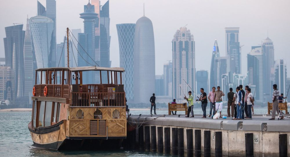 沙特準備將卡塔爾變成島國