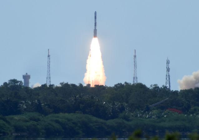印度已成功完成2021年的首次太空發射