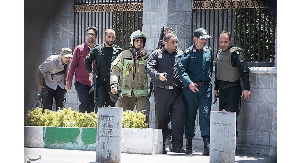 德黑蘭遇襲事件導致12死39傷