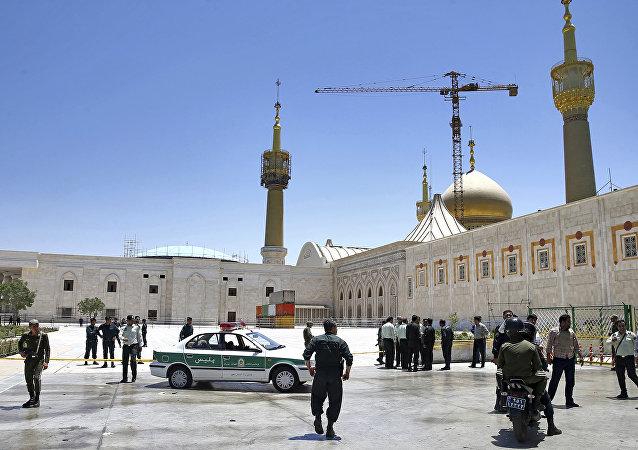 德黑蘭襲擊