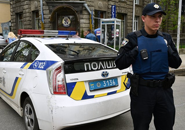 一名中國企業家在基輔遭到搶劫