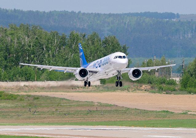 俄近期將完成對МС-21飛機新復合材料機翼的測試