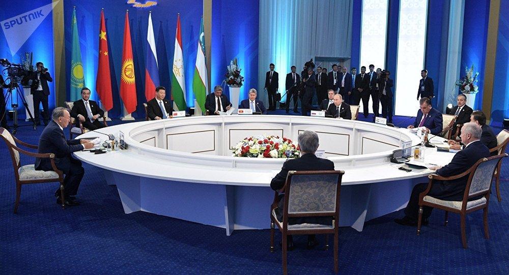 阿總統:阿富汗支持上合組織反恐戰略
