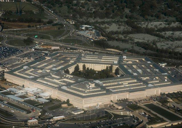 美國國防部所在地五角大樓