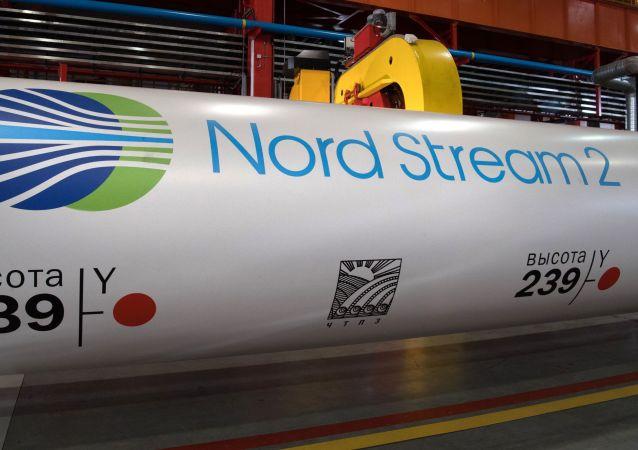 俄氣總裁:俄氣公司可立即動工修建北溪2號輸氣管道