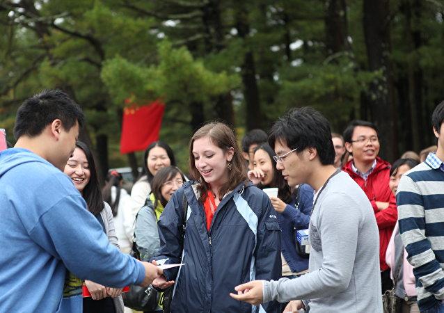 康涅狄格大學 中國學生學者聯合會