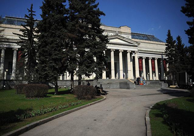 俄國家普希金造型藝術博物館將展出中國陶瓷雕塑