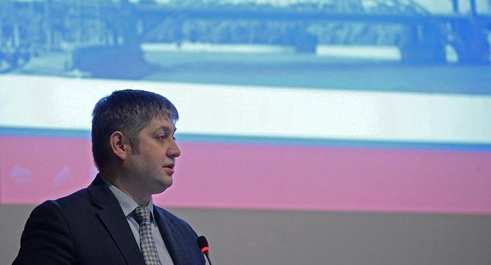 俄經濟發展部副部長福米喬夫