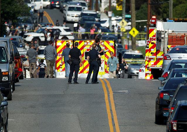 美國華盛頓郊外槍擊案中受傷議員正在手術 狀況穩定