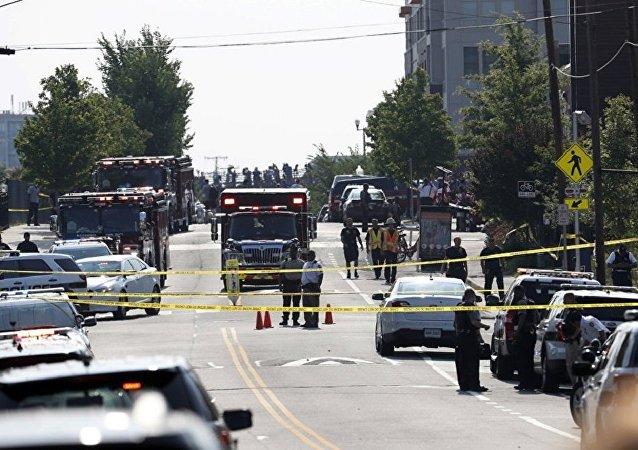 美警方稱華盛頓郊外槍擊案將由聯邦調查局負責調查