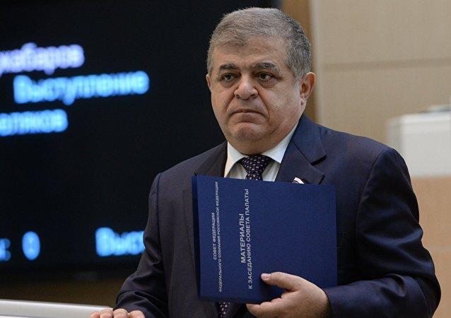 弗拉基米爾•扎巴羅夫