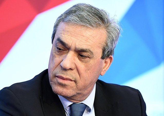 巴勒斯坦駐俄大使諾法爾