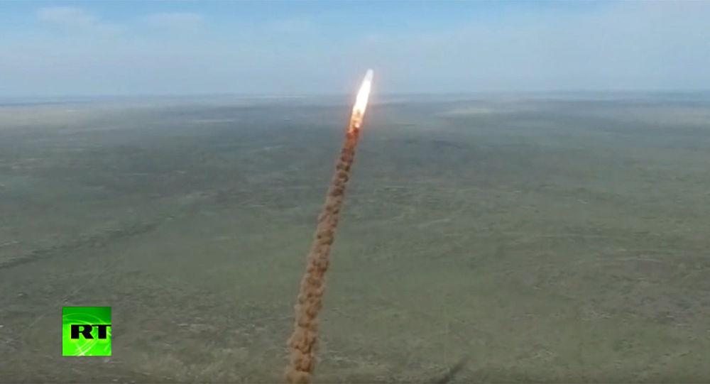 俄羅斯國防部:俄羅斯成功進行導彈防禦系統的完善實驗