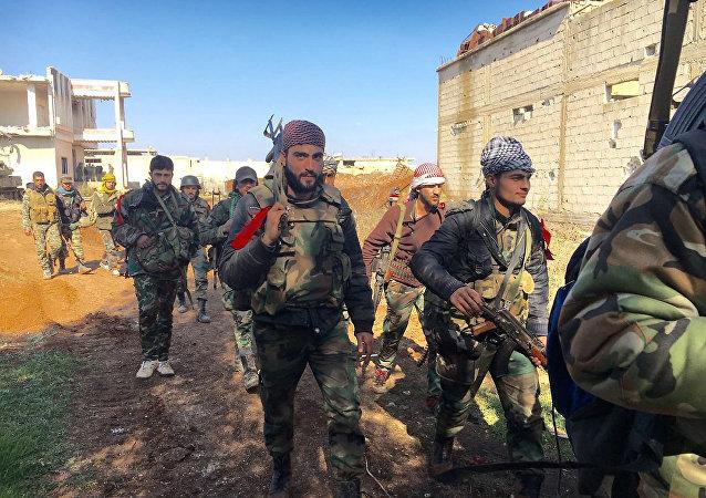 外交消息人士:俄駐敘和解中心軍官沒有確認敘軍使用化武