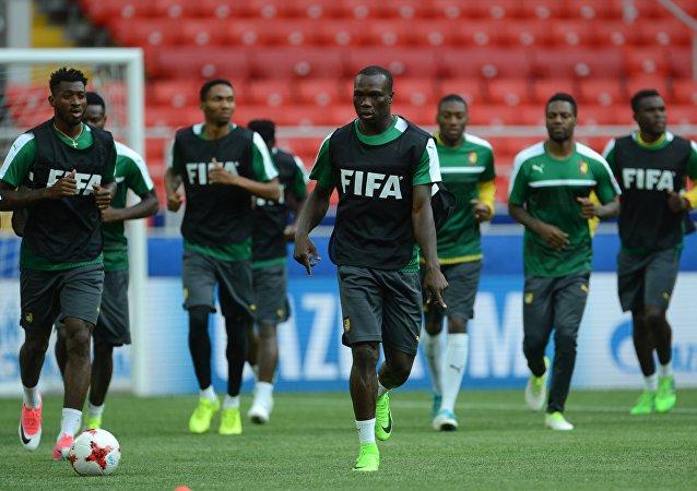 喀麥隆國家隊